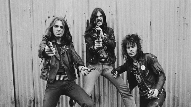 Brave History August 21st, 2018 - MOTÖRHEAD, GLENN HUGHES, JOURNEY, THE CLASH, ELEGY, METALLICA, KING DIAMOND, ALICE IN CHAINS, ANTHRAX, RATT, HOUSE OF LORDS, JAKE E. LEE, MASTODON, MERCENARY, AS I LAY DYING, BLUE CHEER, U.D.O., VADER, BLACK MOOR, And More!