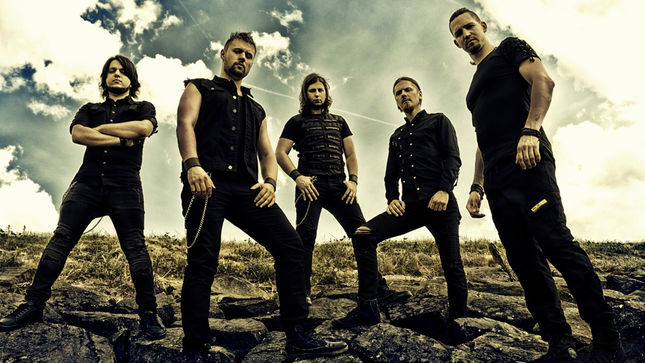 WITHIN SILENCE Return From The Shadows; New ROLAND GRAPOW-Produced Album Details Revealed