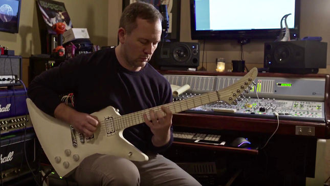 Brendon Small Streaming Galaktikon Ii Become The Storm Album Ahead Of Tomorrow S Official Release Bravewords