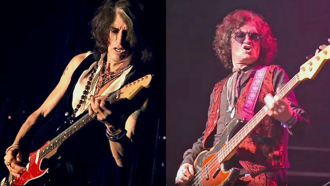 JOE PERRY, GLENN HUGHES Featured On New BILLY RAY CYRUS Album; Includes Tribute To RONNIE VAN ZANT And LYNYRD SKYNYRD