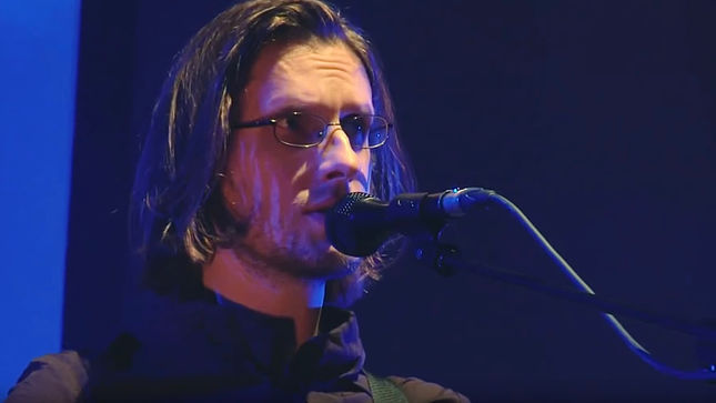 "STEVEN WILSON Talks Ending PORCUPINE TREE - ""It Was An Issue Of What I Felt I Couldn't Bring To The Band As A Writer"" (Video)"