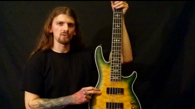 "CRADLE OF FILTH - Bassist DANIEL FIRTH ""Heartbreak And Seance"" Playthrough Video, Facebook Q&A Confirmed"