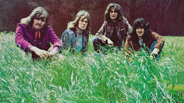 TEN YEARS AFTER - 50th Anniversary Box Set To Include Lost Album Tracks
