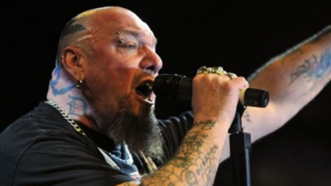 "PAUL DI'ANNO Keen On Three Singer IRON MAIDEN Reunion - ""If Something Good Would Come Out Of It Of Course I Would"""