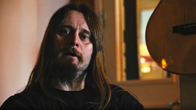 "ENSLAVED Discuss New Keyboardist / Clean Vocalist HÅKON VINJE - ""He's Actually Younger Than The Band,"" Says GRUTLE KJELLSON; New E Album Trailer Posted"