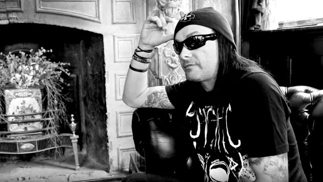 "CRADLE OF FILTH Frontman DANI FILTH Talks Cryptoriana - The Seductiveness Of Decay - ""A Victorian Gothic Horror Story"" (Video)"