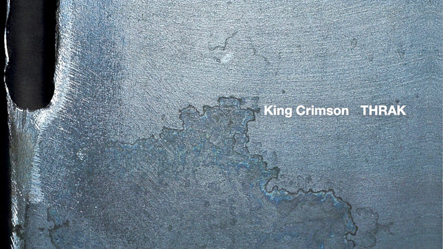 KING CRIMSON's THRAK: The Complete Scores - Full Transcriptions Book Available Now