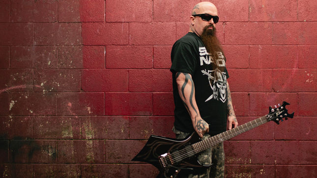 "SLAYER Guitarist KERRY KING -""I Didn't Want To Play Guitar""; ""The Breakdown"" Long-Form Video Interview Posted; Contest Open To Win Signature Guitar"