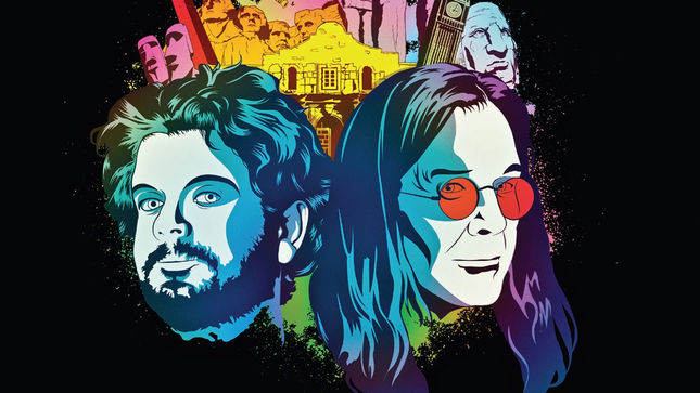 OZZY OSBOURNE - Ozzy & Jack's World Detour Season 3 To Premier On June 13th