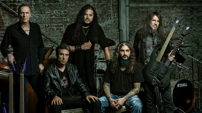 "SONS OF APOLLO Featuring Past / Present Members Of DREAM THEATER, GUNS N' ROSES, JOURNEY, MR. BIG Debut ""Coming Home"" Music Video"