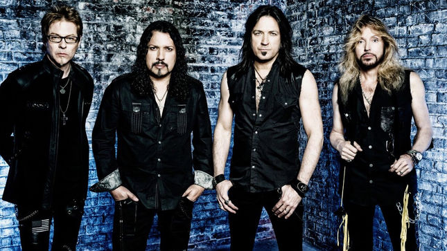 "Bassist TIM GAINES - ""My Recent Demise Within The STRYPER Camp Came About Because I Actually Have Testicles"""