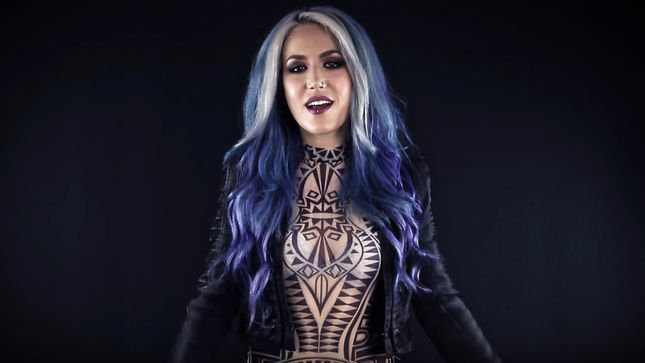 "ARCH ENEMY Vocalist ALISSA WHITE-GLUZ On Being A Woman In Metal - ""The Amount Of Time I Spend Thinking About The Fact I'm Female Is Zero Seconds A Day"""