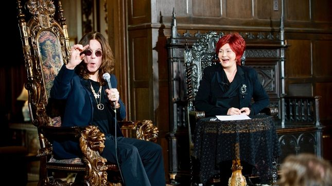 OZZY & SHARON OSBOURNE, LED ZEPPELIN, QUEEN, PINK FLOYD, THE WHO Members Among The Richest Musicians In Britain
