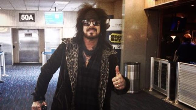 NIKKI SIXX To Film The Launch In Toronto On Friday; Free Tickets Available
