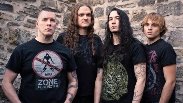 "ANNIHILATOR - For The Demented Album Details Revealed; ""The Craziness Of The Music Is Matched By The Lyrics,"" Says JEFF WATERS"