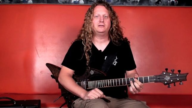 "VOIVOD – ""We Are Connected"" Intro Riff Guitar Lesson Available"