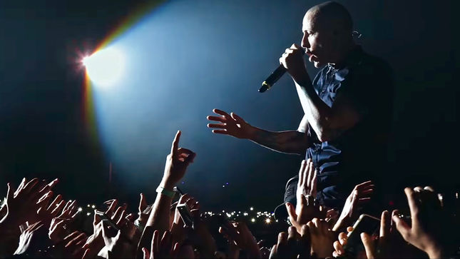 "LINKIN PARK Announce Hollywood Bowl Concert In Honour Of CHESTER BENNINGTON; ""One More Light"" Music Video Posted"
