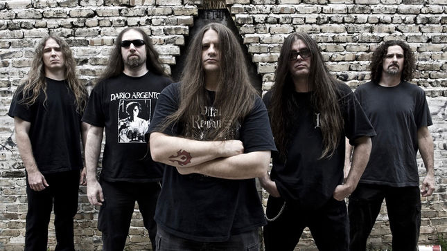 CANNIBAL CORPSE - Bloodthirst LP Reissue Streaming In Full