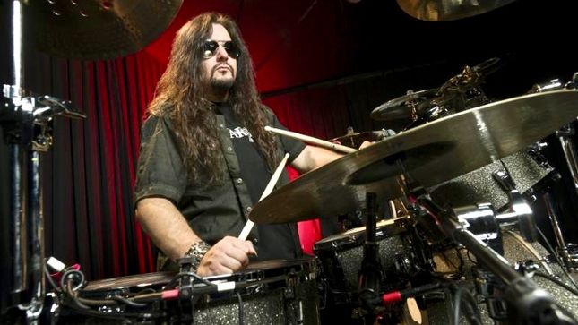 GENE HOGLAN Joins Forces With SceneFour For Upcoming Art Collection; Video Trailer