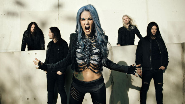 ARCH ENEMY Hit Worldwide Charts With Will To Power Album