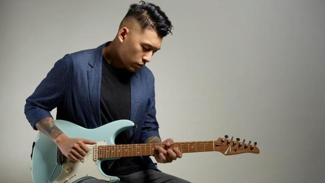"Guitarist JASON KUI Reveals ""Morning Breeze"" Playthrough Video"