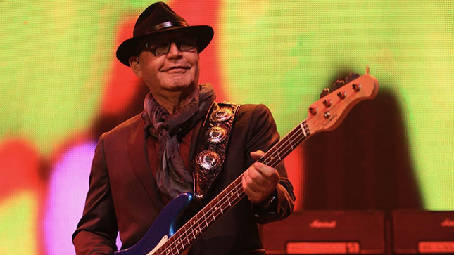 "Original STYX Bassist CHUCK PANOZZO - ""Free To Face The Life That's Ahead Of Me""; Special Video Message About The World AIDS Museum"