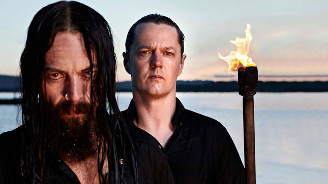 "SATYRICON Talks About Possible Covers Album – ""There's Gonna Be Some Folk Music; There's Gonna Be Some Classic Hard Rock, Some Punk Rock"""