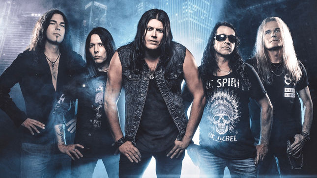 "SHAKRA Debut New Song ""I Will Rise Again""; Audio Streaming"