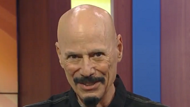 BOB KULICK Guests On The Morning Blend; Video