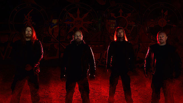 "NEOCAESAR - Featuring Former SINISTER Members - Stream New Song ""Valhalla Rising"""