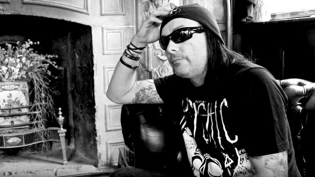 "CRADLE OF FILTH Leader DANI FILTH Selects Members For 90s Metal Dream Band - ""It'd Be Very Easy To Say All Of AT THE GATES With Me Singing""; Video"