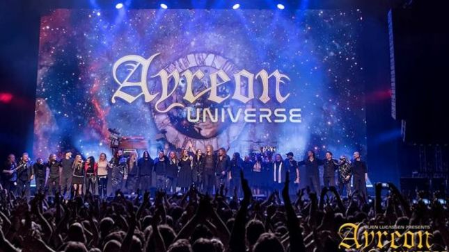 "ARJEN LUCASSEN Issues AYREON Universe Show Recap - ""It Truly Was An Emotional Rollercoaster For Me"""
