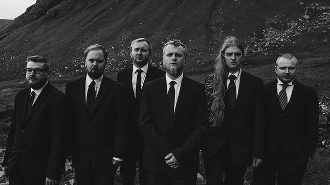 "Faroe Islands' HAMFERD Release Official Music Video For ""Frosthvarv"""