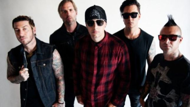 avenged sevenfold live never before seen acoustic performance announced for october 2017 in. Black Bedroom Furniture Sets. Home Design Ideas