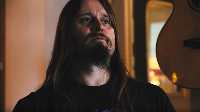 ENSLAVED Discuss E Album Artwork; Video Trailer #4 Posted