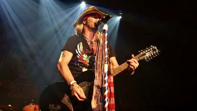 "BRET MICHAELS To Release Holiday Classic ""Jingle Bells"" November 17th"