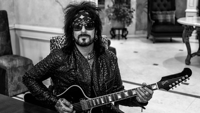NIKKI SIXX Among Artists Scheduled To Tell DAVID BOWIE Song Stories At Free Event In New York
