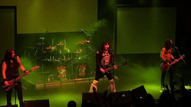 W A S P The Crimson Idol Th Anniversary Tour  October