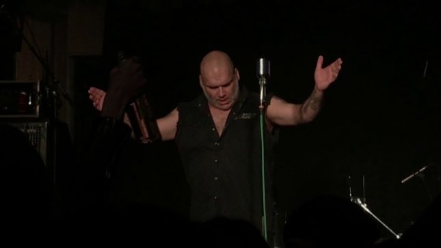 BLAZE BAYLEY Performs Acoustic IRON MAIDEN Covers At Huskvarna Rock & Art Weekend 2017; Fan-Filmed Video Posted
