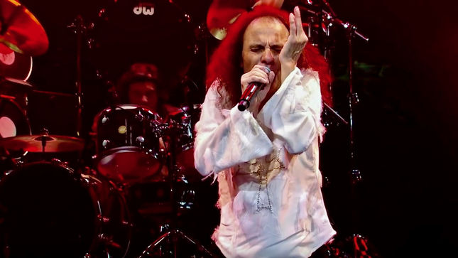 RONNIE JAMES DIO - Bowl For Ronnie Invites Fans To Bowl With Celebrity Rockers To Raise Funds For Cancer Research; Make Your Bid Today