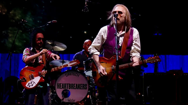 Update: Rock Legend TOM PETTY Clinging To Life In L.A. Hosptial