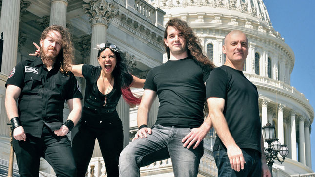 A SOUND OF THUNDER Releases Metal Version Of Catalonian National Anthem; Lyric Video Streaming