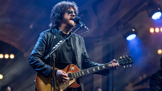 Jeff Lynne's ELO To Release Wembley Or Bust Live CD / DVD In November; Video Trailer Streaming