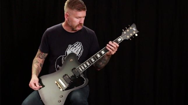 "MASTODON Guitarist BILL KELLIHER Talks Working With Gibson Guitars - ""They Treat Their Artists Like Shit"""