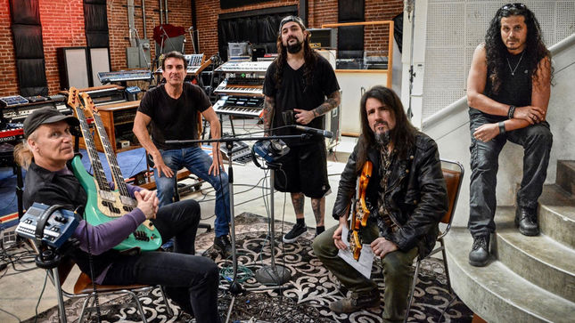 "SONS OF APOLLO Discuss New Song ""Lost In Oblivion"" - ""It Was A Riff That Was Half RUSH, Half MESHUGGAH,"" Says MIKE PORTNOY; Track Commentary Video"