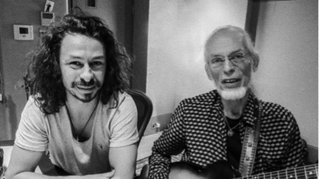 STEVE HOWE Releases Statement On Forthcoming Album With Deceased Son Virgil