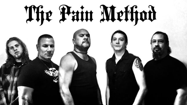 former generation kill bassist rob moschetti takes centre stage with new band the pain method. Black Bedroom Furniture Sets. Home Design Ideas