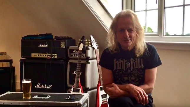 Former JUDAS PRIEST Guitarist K.K. DOWNING's Astbury Hall Leisure Resort Plans Come To An End