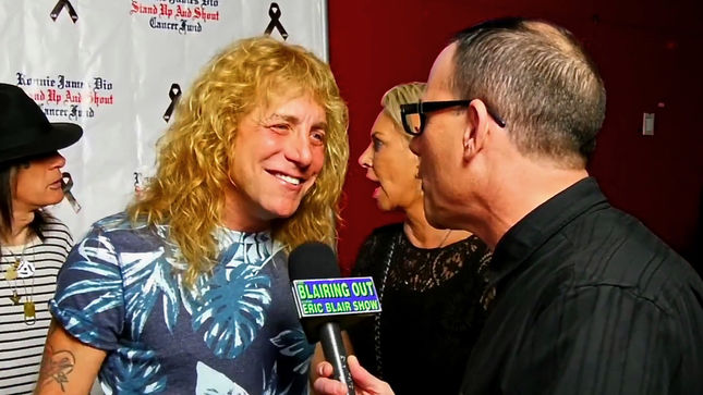 "Original GUNS N' ROSES Drummer STEVEN ADLER Working On New Book, Steven Adler: The Shit My Friends Remember I Did - ""I Owe Apologies To Many Girls Around The World""; Video"