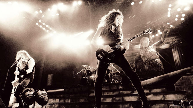 METALLICA Streaming 1988 Live Recording Of
